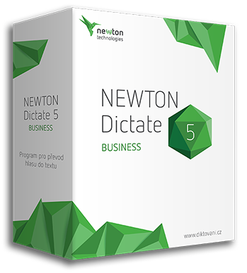 NEWTON Dictate Business