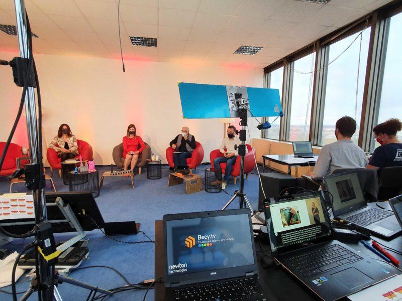 Fotka hostů konference INSPO